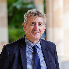 Professor John Mangan University of Queensland