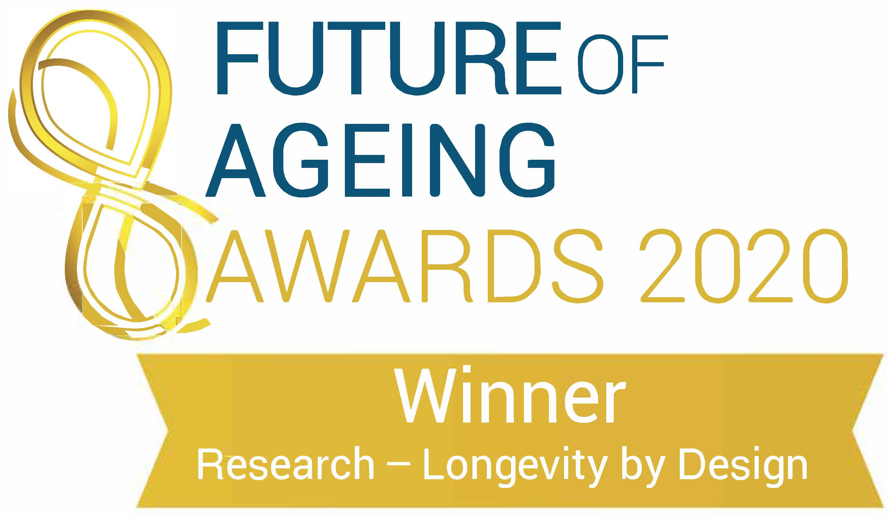 Future of Ageing Award Winner
